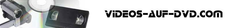 Videokassetten digitalisieren - Ihre Videos auf DVD
